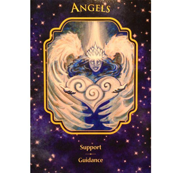 Angel Dreams Oracle Cards 6