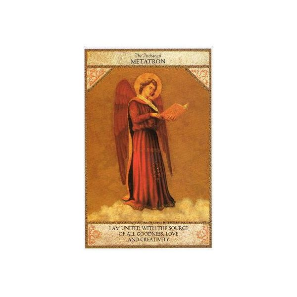 Angel Oracle Let the Healing Energy of Angels into Your Life Cards 2