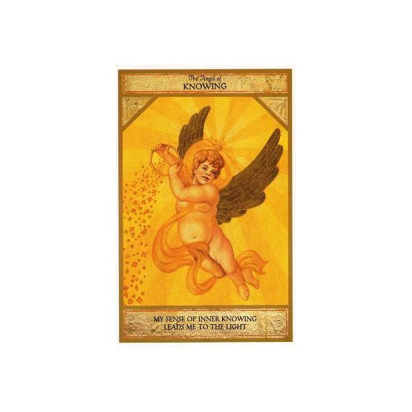 Angel Oracle Let the Healing Energy of Angels into Your Life Cards 3