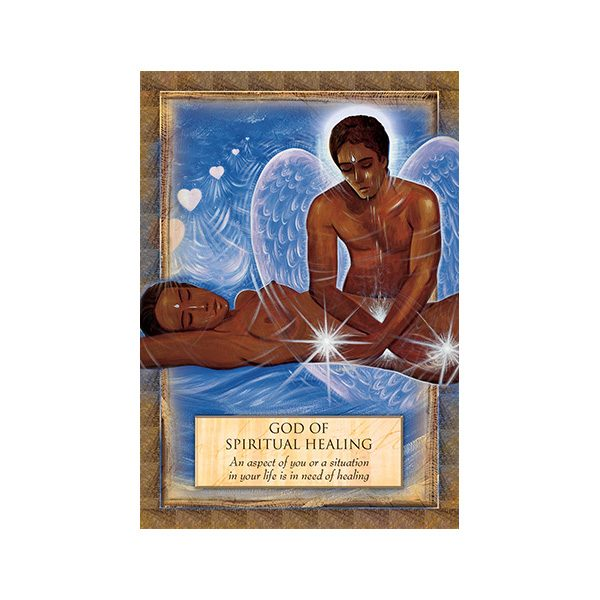Angels, Gods And Goddesses Oracle Cards 4