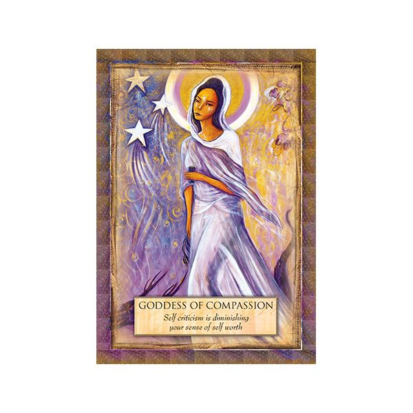 Angels, Gods And Goddesses Oracle Cards 5