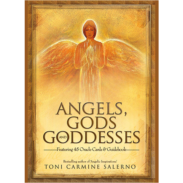 Angels, Gods And Goddesses Oracle Cards 8