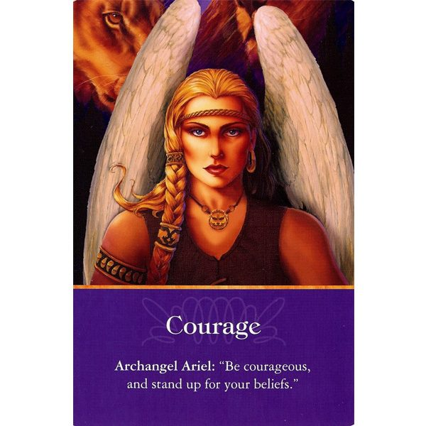Archangel Oracle Cards 1