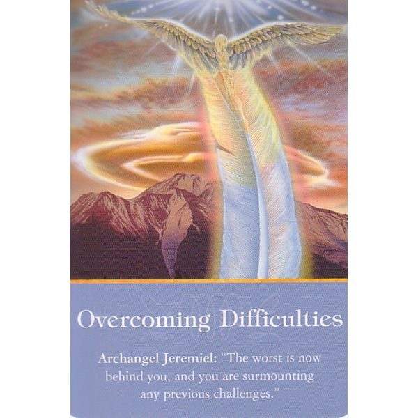 Archangel Oracle Cards 2