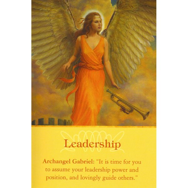 Archangel Oracle Cards 5