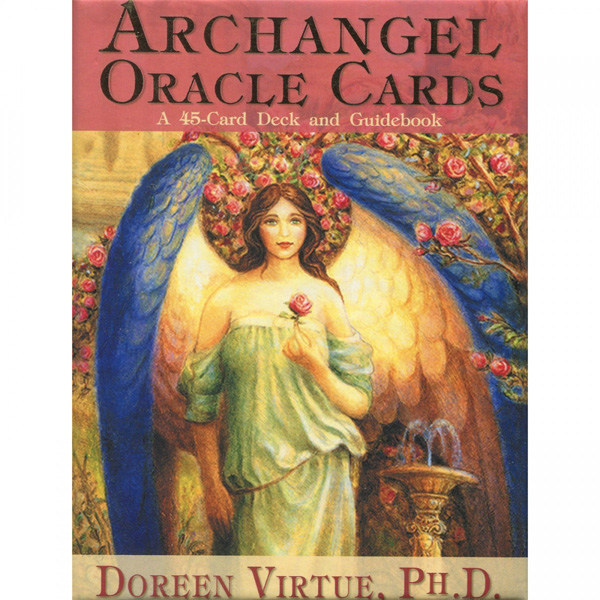 Archangel Oracle Cards 13