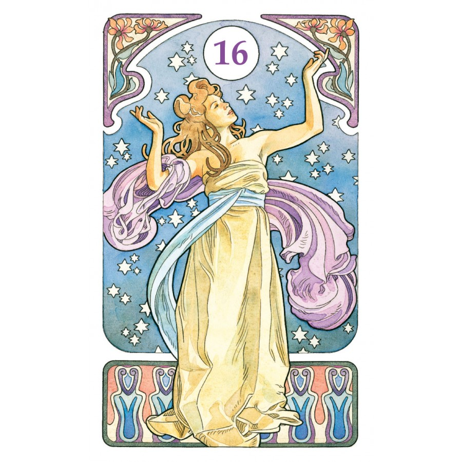 Art Nouveau oracle 1