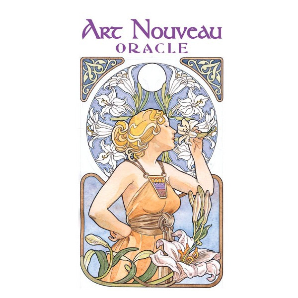 Art Nouveau Oracle 9