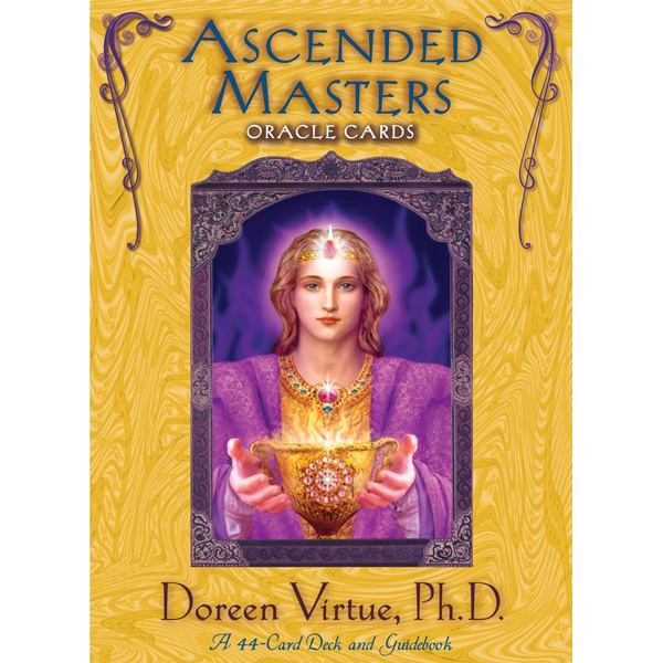 Ascended Masters Oracle Cards 19