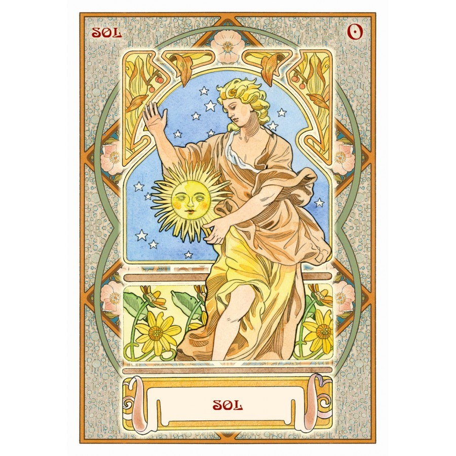 Astrological Oracle Cards (Lo Scarabeo) 1