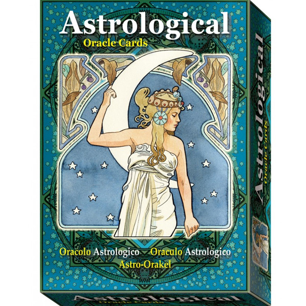 Astrological Oracle (Lo Scarabeo) 7