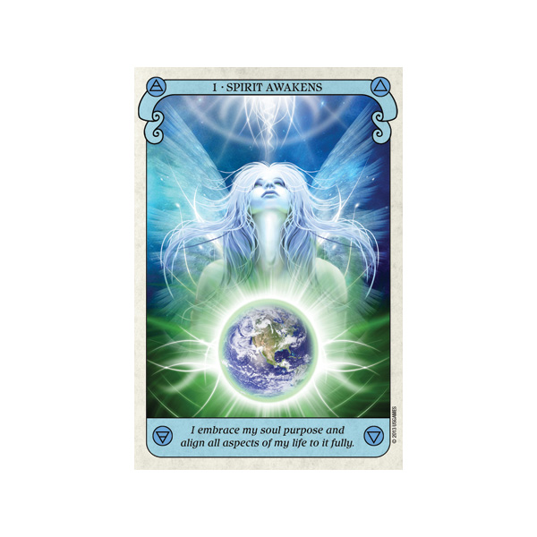 Conscious Spirit Oracle Deck 1