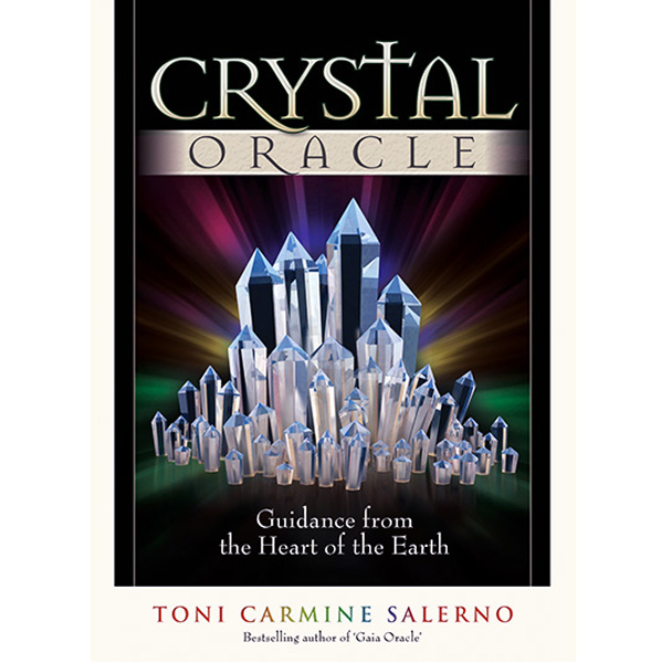 Crystal Oracle: Guidance from the Heart of the Earth 12