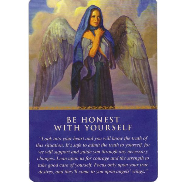 Daily Guidance From Your Angels Oracle Cards 1
