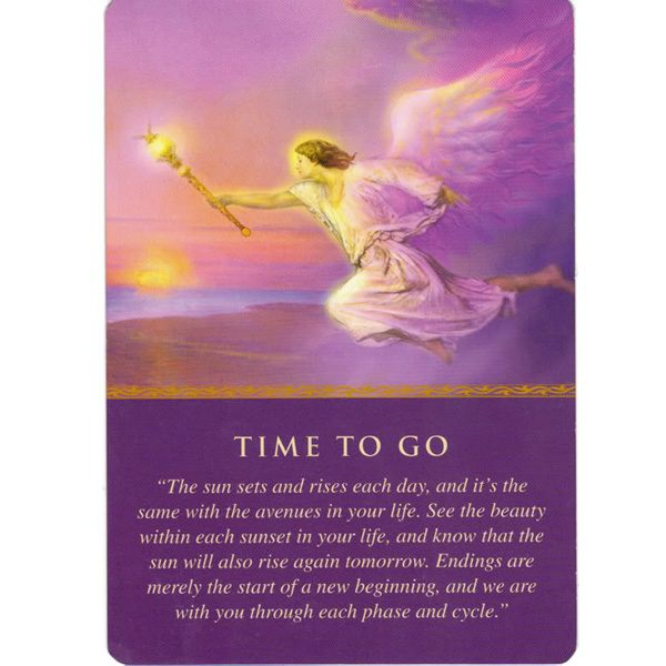 Daily Guidance From Your Angels Oracle Cards 2