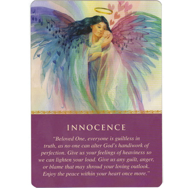 Daily Guidance From Your Angels Oracle Cards 4