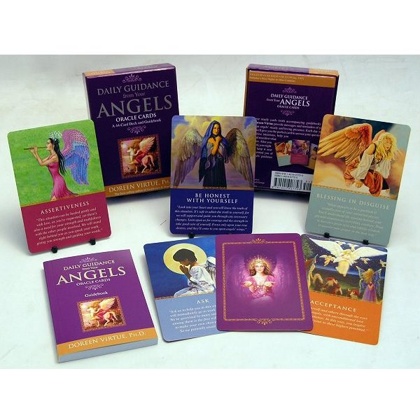 Daily Guidance From Your Angels Oracle Cards 6