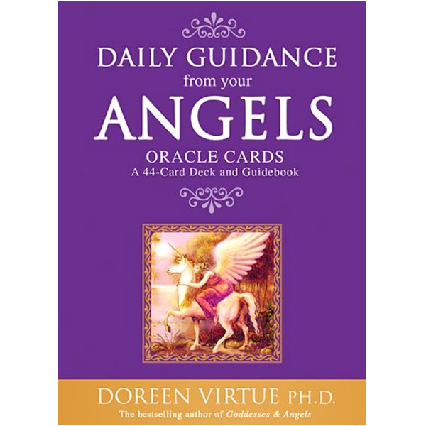 Daily Guidance From Your Angels Oracle Cards 7