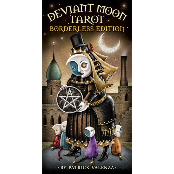 Deviant Moon Tarot Borderless Edition 12