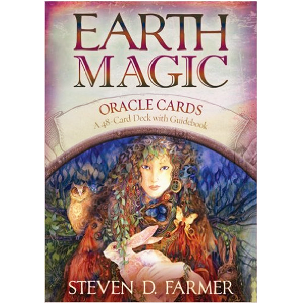 Earth Magic Oracle Cards 10