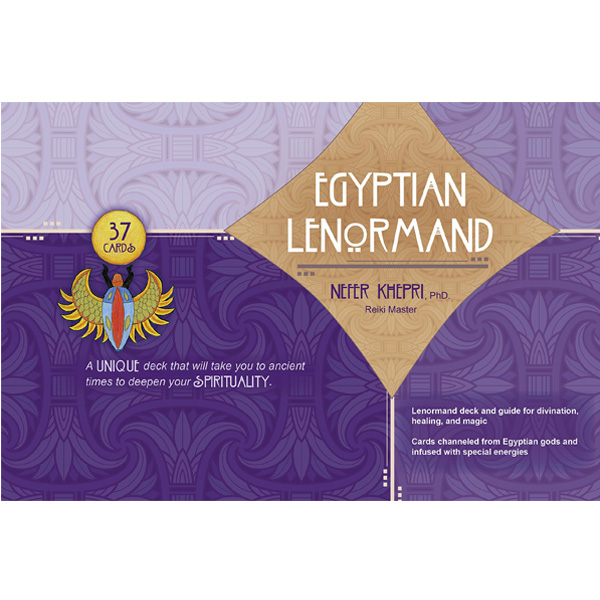 Egyptian Lenormand 25