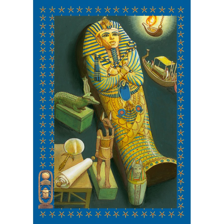 Egyptian Oracle Cards 1