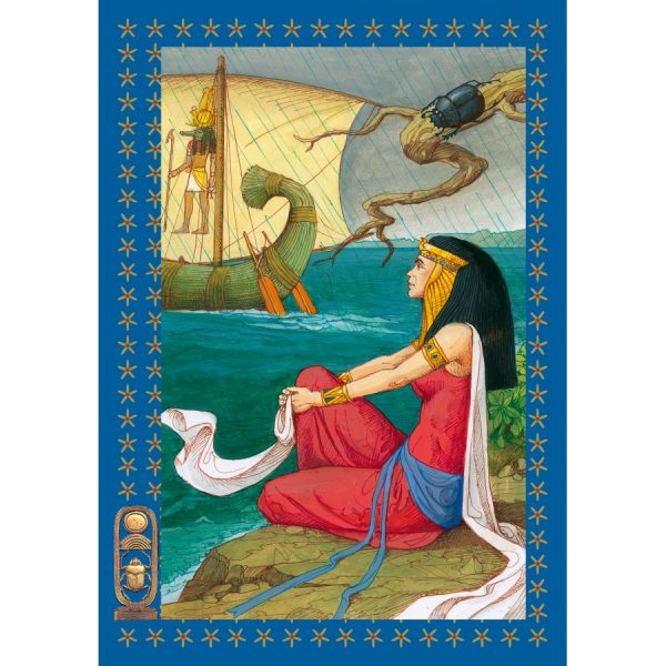 Egyptian Oracle Cards 2