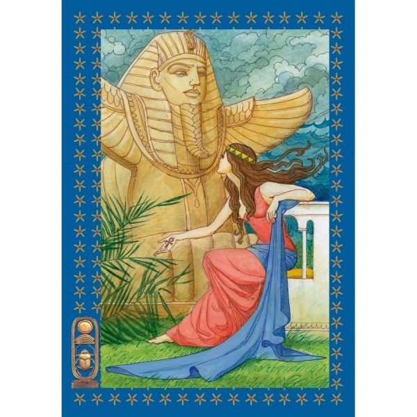 Egyptian Oracle Cards 3