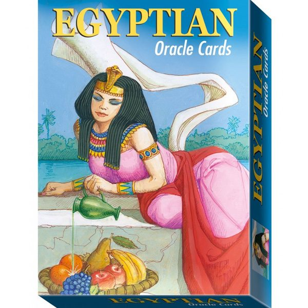 Egyptian Oracle Cards