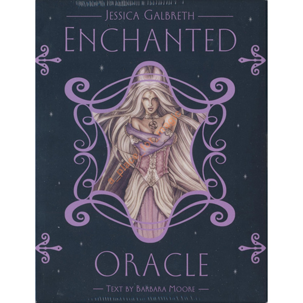 Enchanted Map Oracle 1