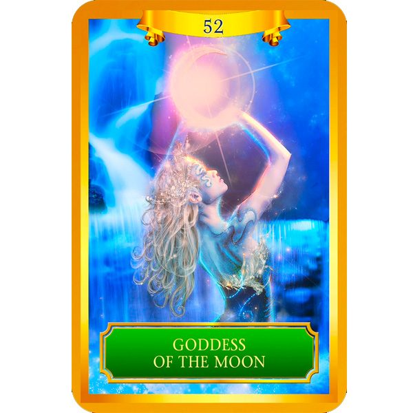 Energy Oracle Cards 2
