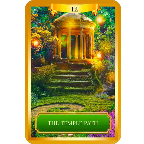 Energy Oracle Cards 3