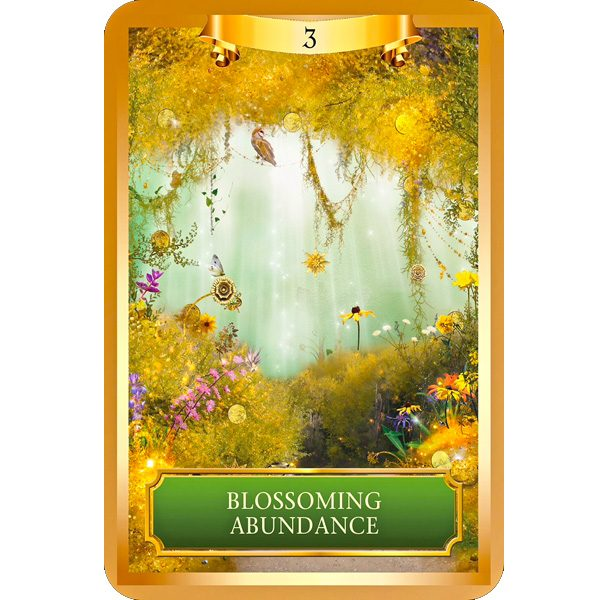 Energy Oracle Cards 4