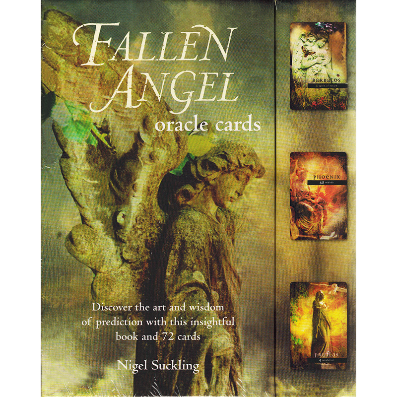 Fallen Angel Oracle Cards 9