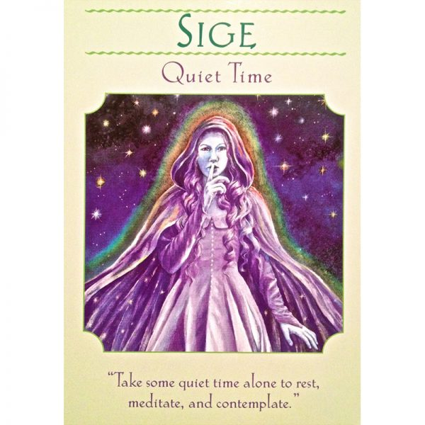 Goddess Guidance Oracle Cards 5