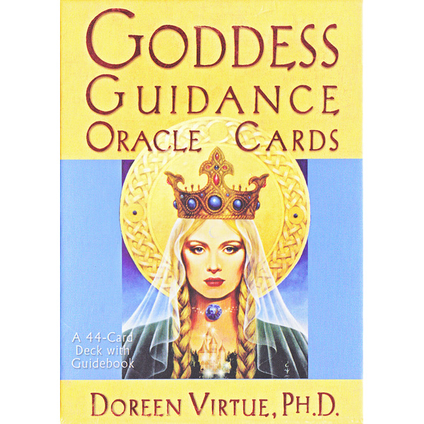 Goddess Guidance Oracle Cards 3