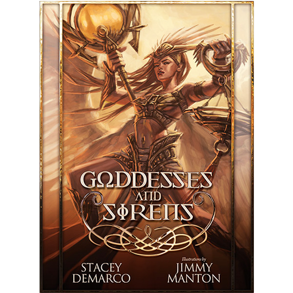 Goddesses And Sirens Oracle 8