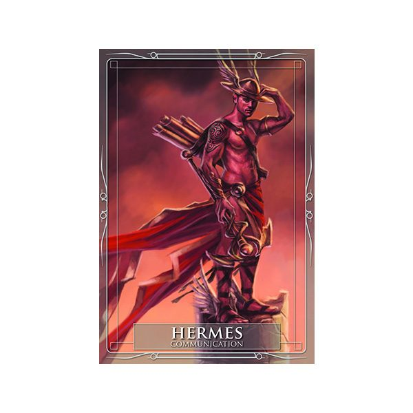 Gods & Titans Oracle 4