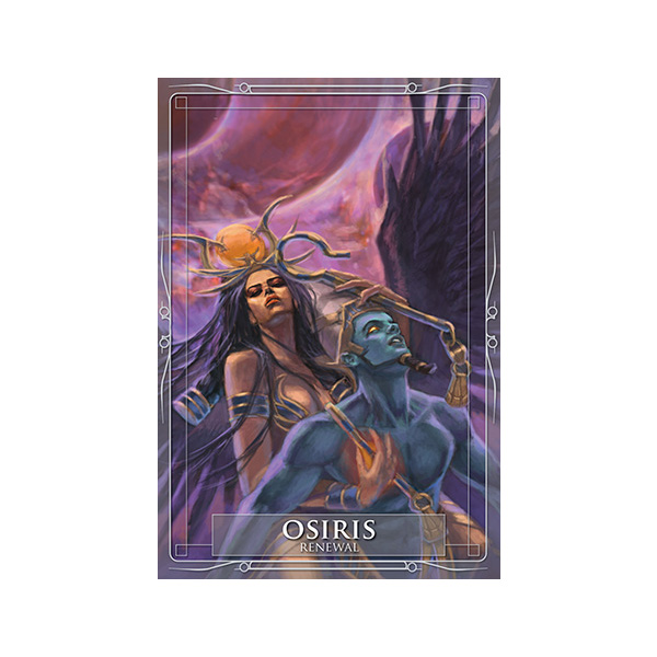 Gods & Titans Oracle 5