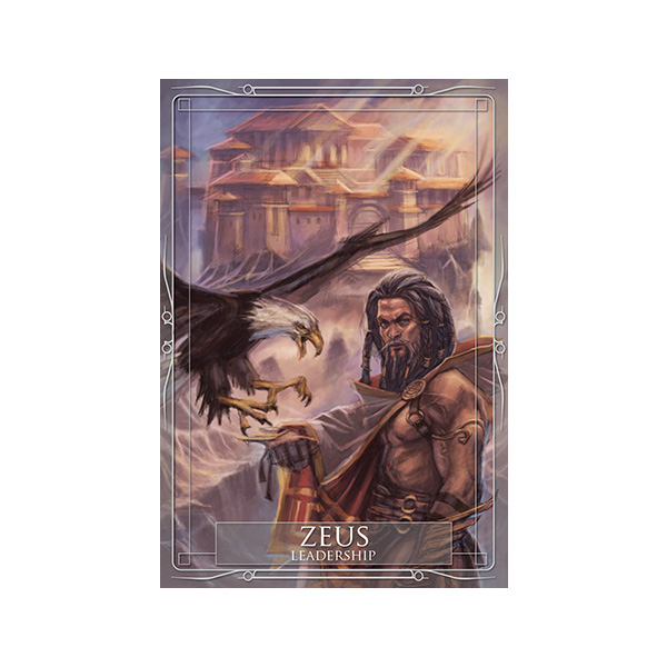 Gods & Titans Oracle 8