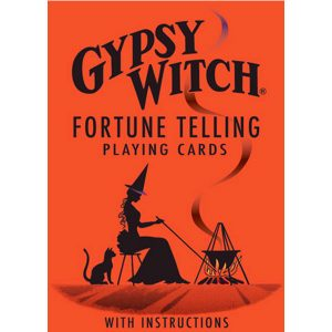 Gypsy Witch Fortune Telling Cards 37