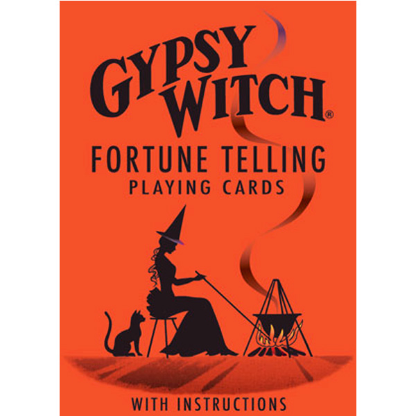 Gypsy Witch Fortune Telling Cards 30