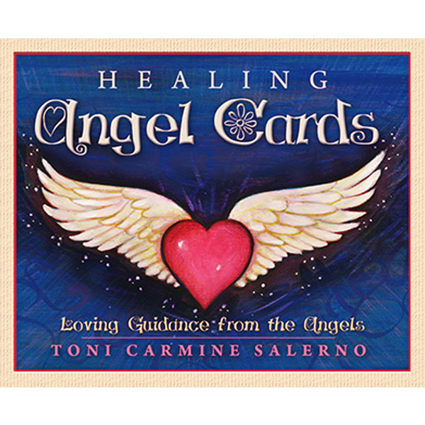 Healing Angel Cards 3