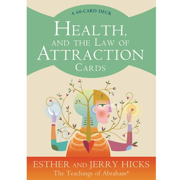 Health, And The Law Of Attraction Cards