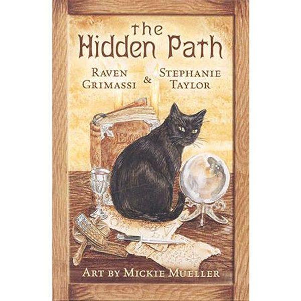 Hidden Path Oracle