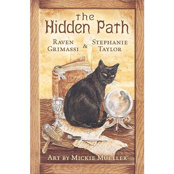 Hidden Path Oracle 22