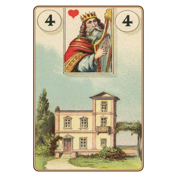 Lenormand Oracle 3