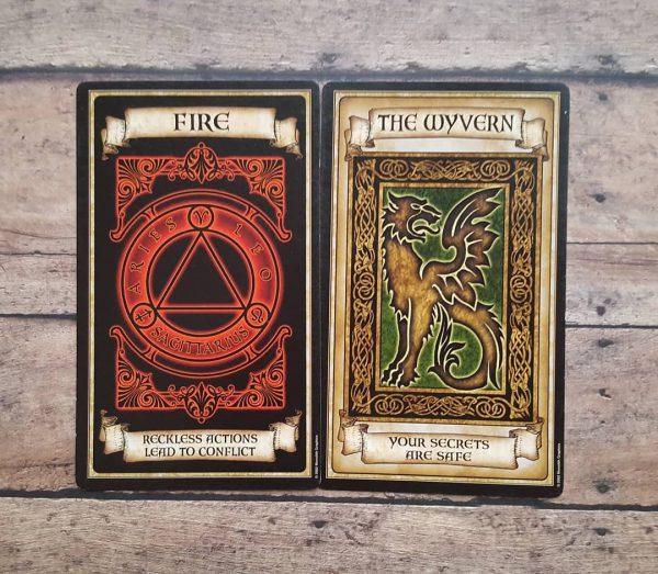 Madame Endora Fortune Cards 2