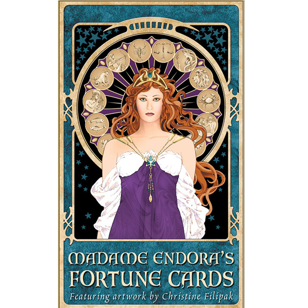 Madame Endora's Fortune Cards 1