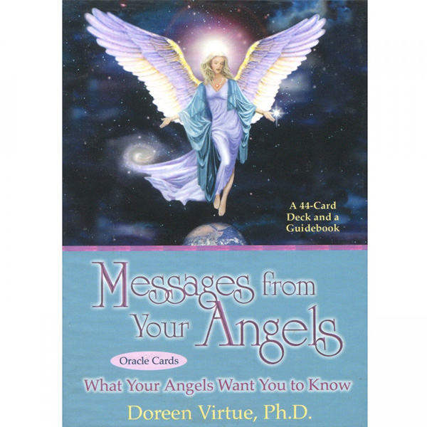 Messages From Your Angels Cards 7